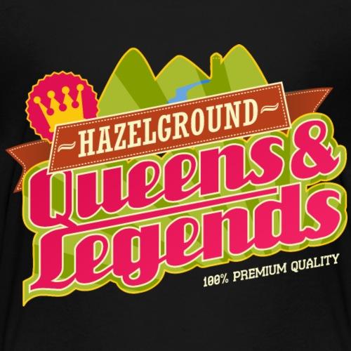 Queens Legends - Kinder Premium T-Shirt