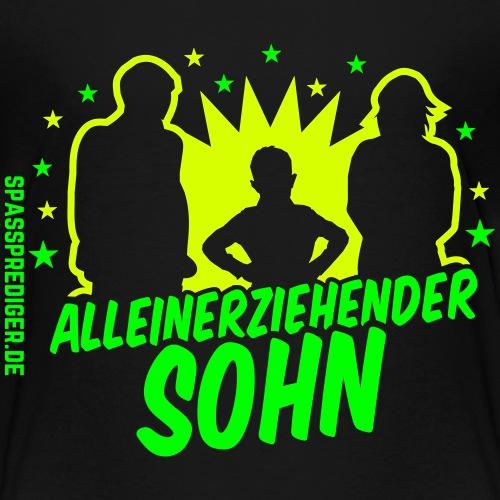 Alleinerziehender Sohn - Kinder Premium T-Shirt
