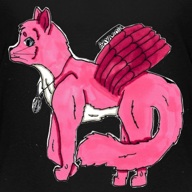 pink_cat_ei_taustaa