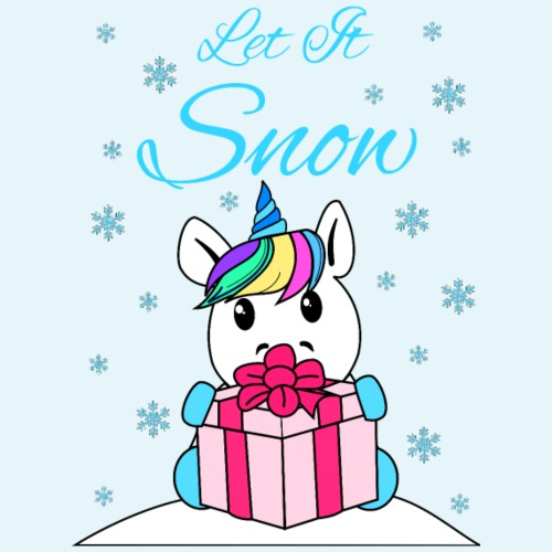 Let it snow - Kids' Premium T-Shirt