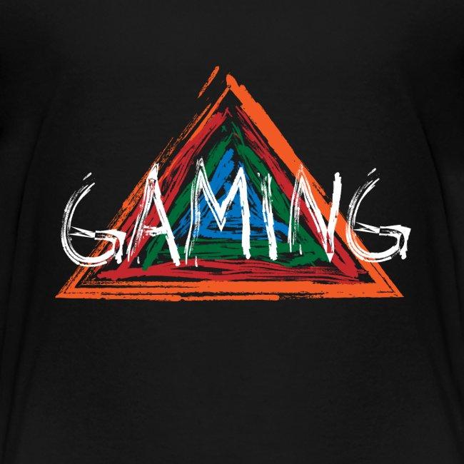 Gaming Graffiti Style