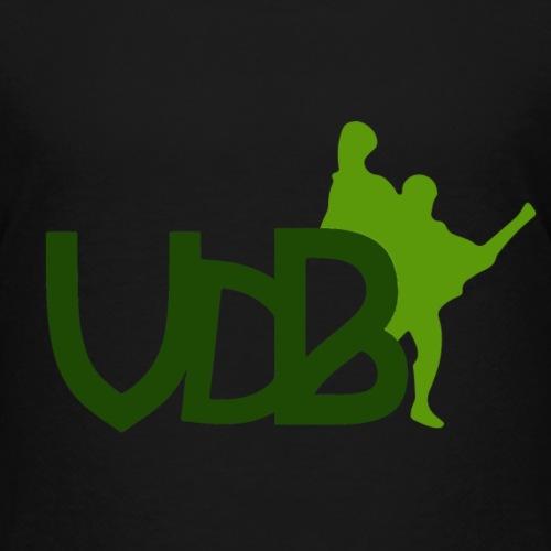 VdB green - Maglietta Premium per bambini