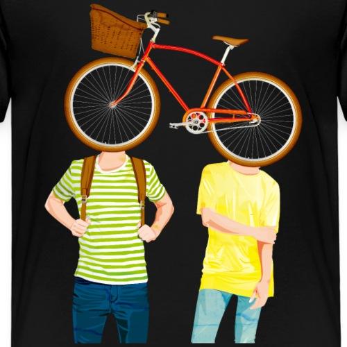 2ride - Kinder Premium T-Shirt
