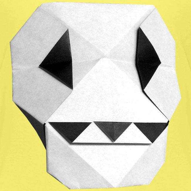 Origami Skull - Skull Origami - Calavera - Teschio