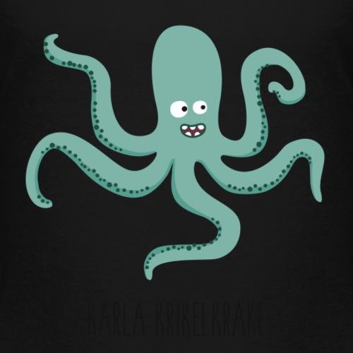 Spendenmotiv 14: Karka Krikelkrake - Kinder Premium T-Shirt