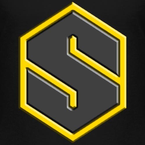 Starnas 3D Logo - Kids' Premium T-Shirt
