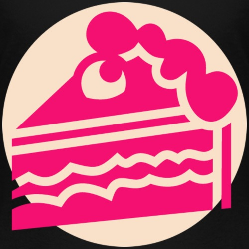 Slice of Cake - Kids' Premium T-Shirt