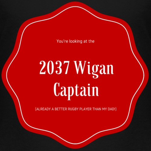 2037 Wigan Captain - Kids' Premium T-Shirt