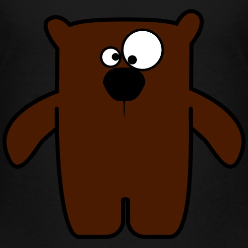 knuffel teddy - Kinder Premium T-Shirt