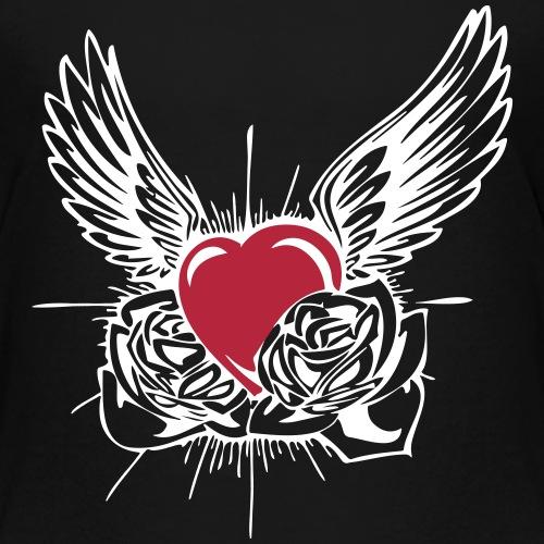 Wing - Kinder Premium T-Shirt