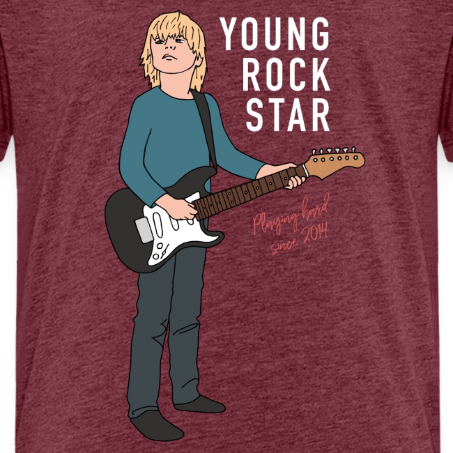 Young Rock Star 2