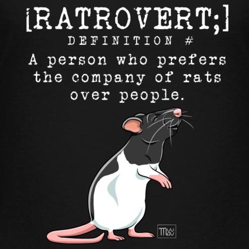 Ratrovert I - Lasten premium t-paita