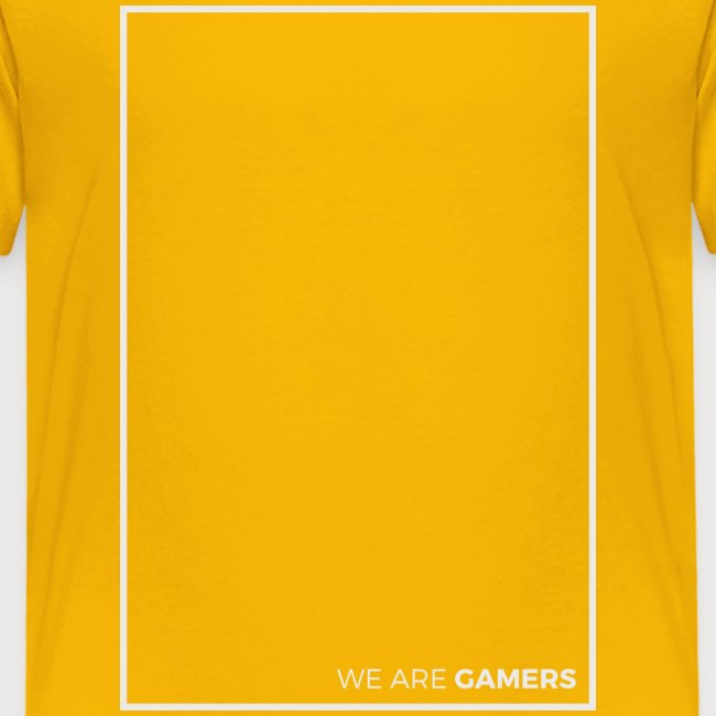 WE ARE GAMERS vol. 1