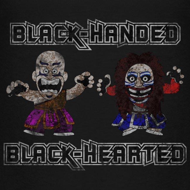 Black-Handed, Black-Hearted