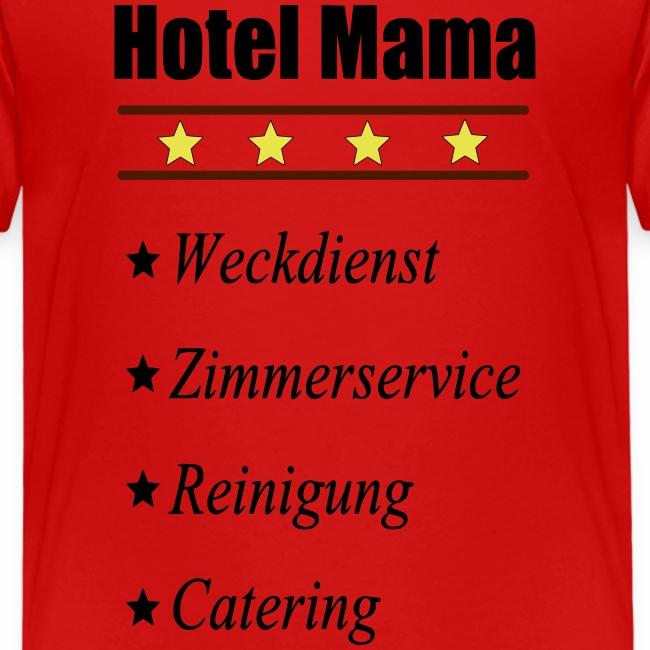 Johnny Design Hotel Mama Sohn Tochter Geschenk Geburtstag Baby