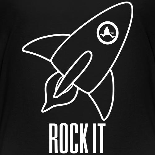 rock it - Kids' Premium T-Shirt