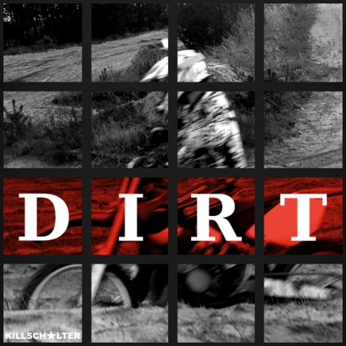 Dirt RD 19 - Koszulka dziecięca Premium