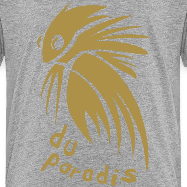 Paradiesvogel Gold (kids)