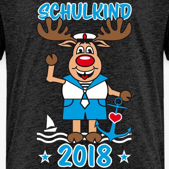 10 Schulkind 2018 Hirsch Rudi Matrose Anker