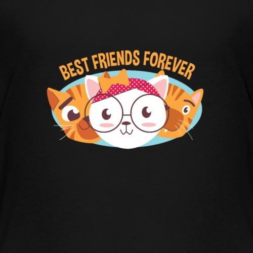 best friends forever - T-shirt Premium Enfant