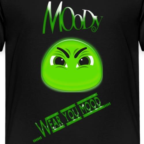 MOODY GOSTH - Maglietta Premium per bambini