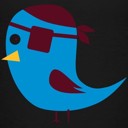 Birdy Pirate - Kids' Premium T-Shirt