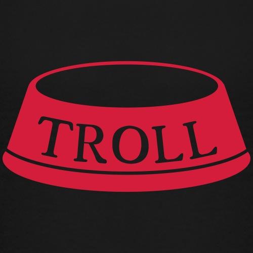 Troll Futternapf - Kinder Premium T-Shirt