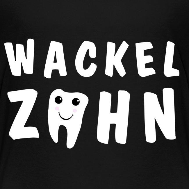 Wackelzahn - bald schon ist Schule
