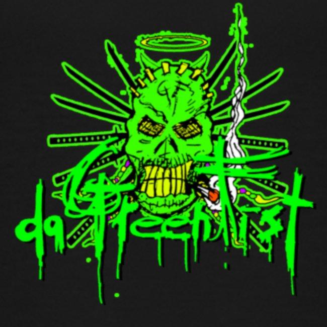 GFSkullOnlyColorShirt