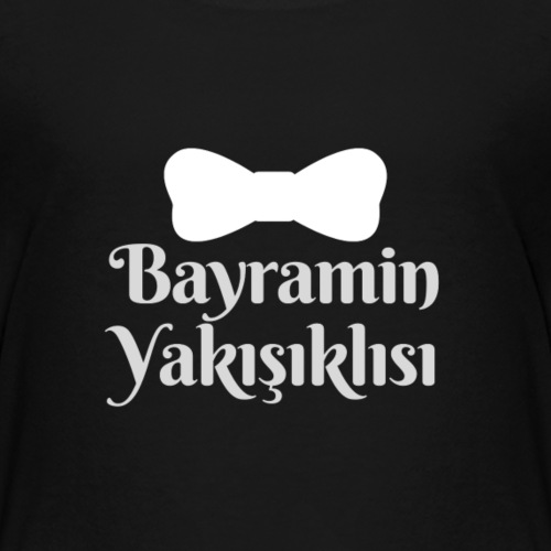Bayramin Yakisiklisi - Kinder Premium T-Shirt