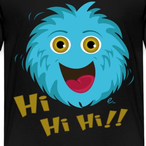 Petit Monstre Bleu - T-shirt Premium Enfant