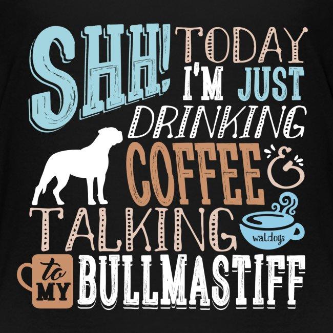SHH Bullmastiff Coffee II