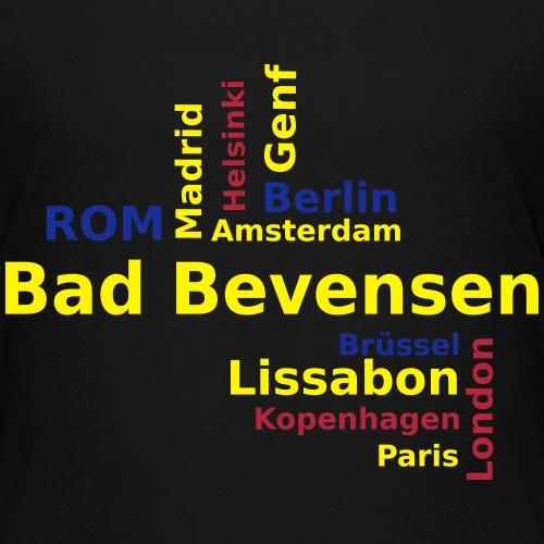 City_Europa_BadBevensen - Kinder Premium T-Shirt