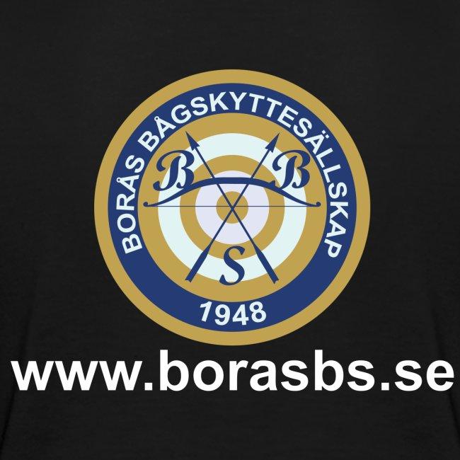 BBS Logo med URL