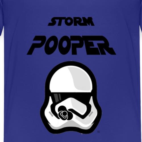 Storm Pooper - Kinder Premium T-Shirt
