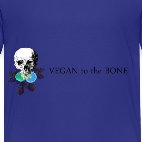 Vegan to the Bone Brand - Kids' Premium T-Shirt