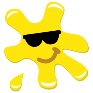 Splatz - Yellow Chill 2 - Kids' Premium T-Shirt