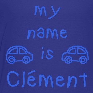 CLEMENT MY NAME IS - T-shirt Premium Enfant