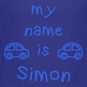 MEIN NAME IST SIMON - Kinder Premium T-Shirt