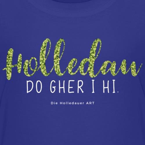 Holledau im Hopfen - Kinder Premium T-Shirt