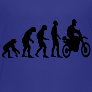 Human Evolution Enduro - T-shirt Premium Enfant