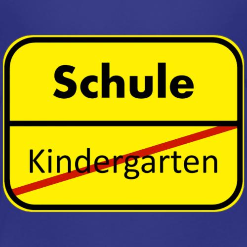 Schule ich komme - Das Shirt zur Einschulung - Kinder Premium T-Shirt