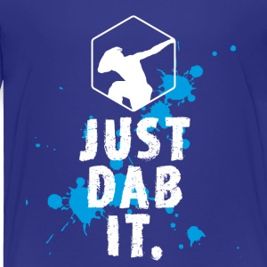 dab spritzer dabbing touchdown just dab it fun coo - Kinder Premium T-Shirt