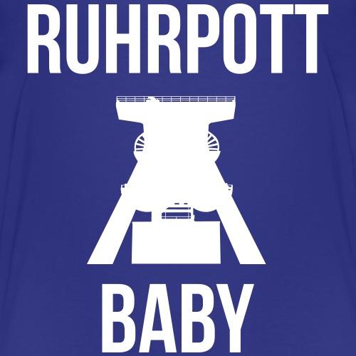 RUHRPOTT BABY - Deine Ruhrpott Stadt - Kinder Premium T-Shirt