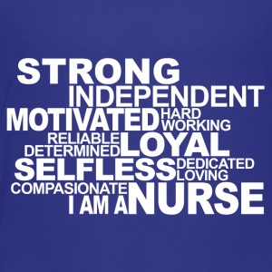 I am a nurse! - Kids' Premium T-Shirt