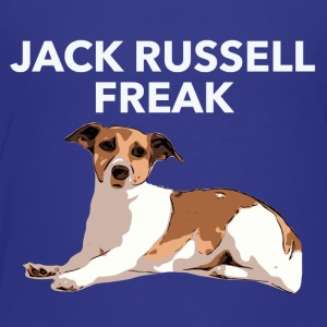 Jack Russel Freak white - Kids' Premium T-Shirt
