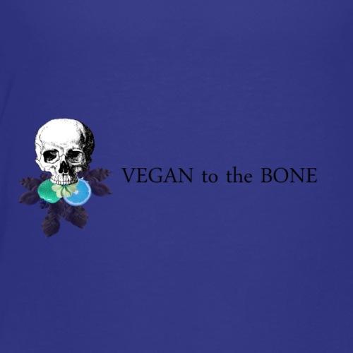 Vegan to the Bone Brand - Kids' Premium T-Shirt