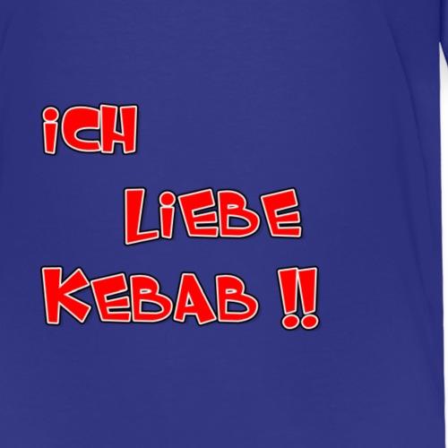 I love kebab !! - Kids' Premium T-Shirt