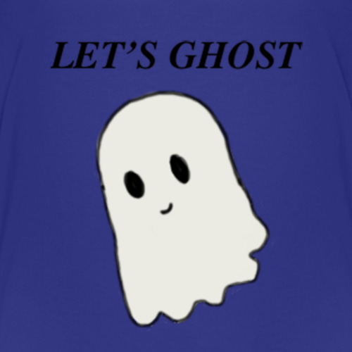 Let's Ghost - Kinder Premium T-Shirt