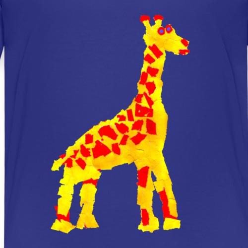 Luisa-00014-Giraffe - Kinder Premium T-Shirt